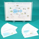 "Information Cards Set for Exercise""Mt.Bottle Gourd""(English)"